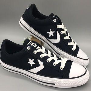 Converse Star Player OX Low Black White 264477F